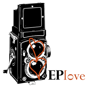 EP love, real wedding photography full of glory, southern california, Ellsworth Photography, EPlove logo